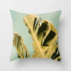 Late Morning Throw Pillow