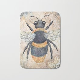 Bumble Bee Bath Mat
