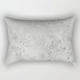 White powder Rectangular Pillow