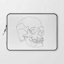 Vamp Skull Laptop Sleeve