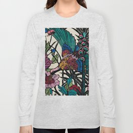 """Bird of Paradise"" by Margaret Preston Long Sleeve T-shirt"