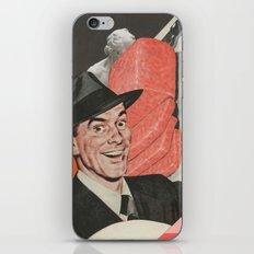 Spam Man iPhone & iPod Skin