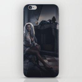 Tu m'as promis V iPhone Skin