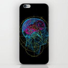 Anatomy Brain iPhone Skin