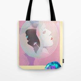 TRAPPA•KEEPA 1984 olympics Tote Bag