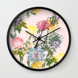 Vivacious #society6 #decor #buyart Wall Clock