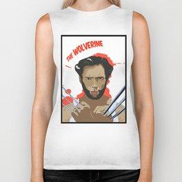 The Wolverine Biker Tank