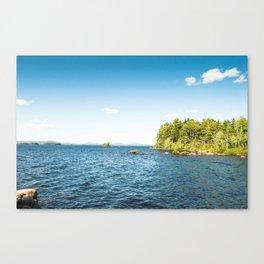 Vacation Land Canvas Print
