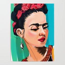 Frida Poster