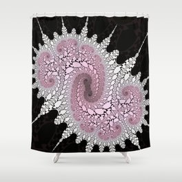 Cilia Germ Cell Shower Curtain