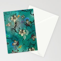 The Butterflies & The Bees  Stationery Cards
