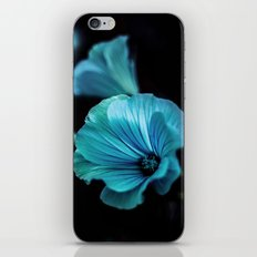 Night Flowers iPhone & iPod Skin