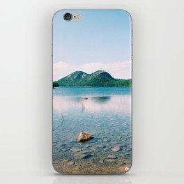 Jordan Pond - Acadia National Park iPhone Skin