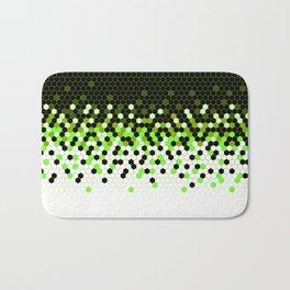 Flat Tech Camouflage Reverse Green Bath Mat