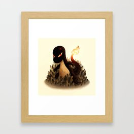 Charmandah Framed Art Print