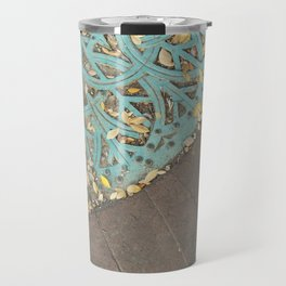 Iron Lace Travel Mug