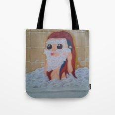 Bubble Beard! Tote Bag