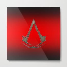 Art Of Creed Metal Print