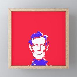 Lincoln Framed Mini Art Print