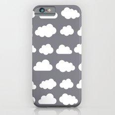 Grey clouds on grey winter skies Slim Case iPhone 6s