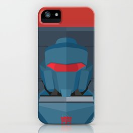 Pipes MTMTE iPhone Case