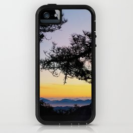 Sunrise on the Huangshan Yellow Mountain iPhone Case
