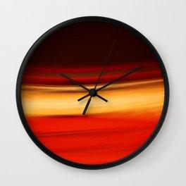 Awash Wall Clock