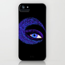 Starry Eye iPhone Case