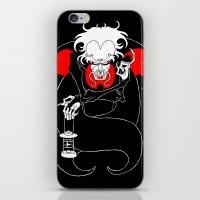 dracula iPhone & iPod Skins featuring Dracula by JoJo Seames