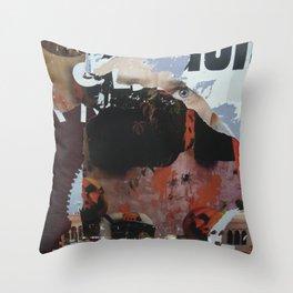 Metro Eye Throw Pillow