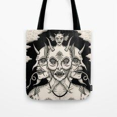 Weeping Demon Tote Bag