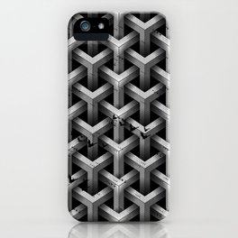 GS Geometric Abstrac 04A4A S6 iPhone Case