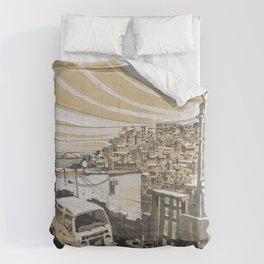 Rio De Janeiro Comforters