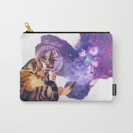 Catstronaut Carry-All Pouch