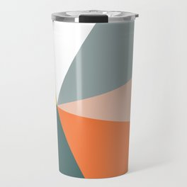 Modern Geometric 33 Travel Mug