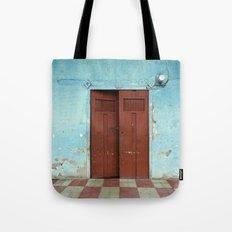 entr'apercevoir Tote Bag