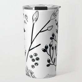 Spring Sprig Travel Mug