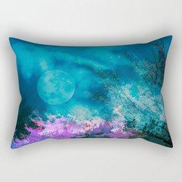Magic Sakura Rectangular Pillow