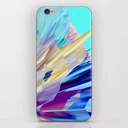 Saphir iPhone Skin