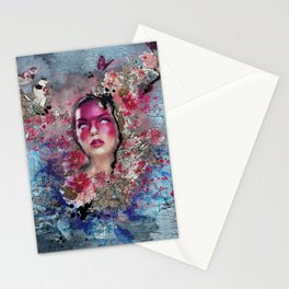 Painted Dream Stationery Cards