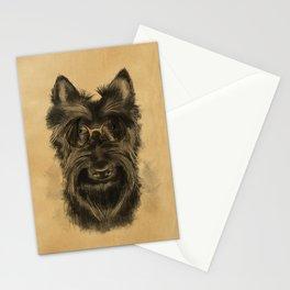 MR. SCHNAUZER Stationery Cards