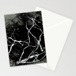 Misterious Branches Stationery Cards