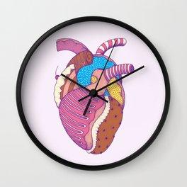 Sweet Heart Wall Clock
