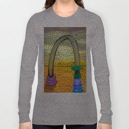 RainWater in the Desert - Tubes 2 Long Sleeve T-shirt