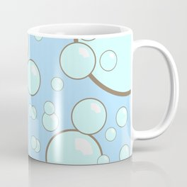 Bubbles Splish Splash Coffee Mug