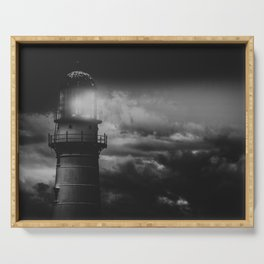 Lighthouse Serving Tray