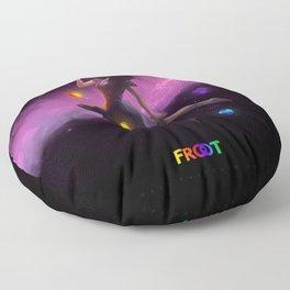 Froot Floor Pillow