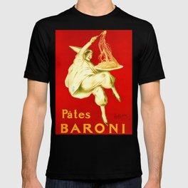 Pasta Baroni Leonetto Cappiello T-shirt