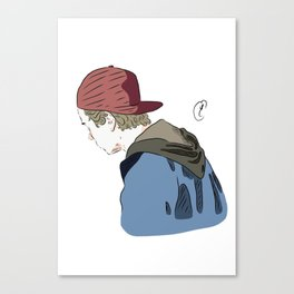 Isak Valtersen ^ Canvas Print