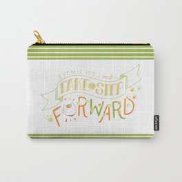 Natsume Yuujinchou Quote Typography Carry-All Pouch